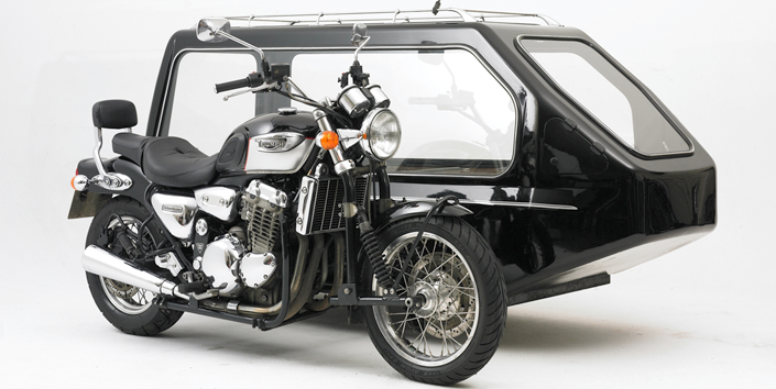 Motorbike Funerals Available